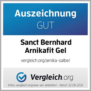 Siegel Arnikafit Vergleich.org