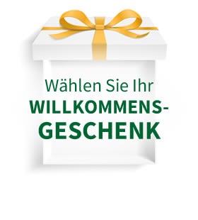 Willkommensgeschenk