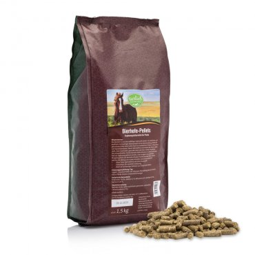 tierlieb  Brewer's Yeast Pellets for Horses 1.5 kg