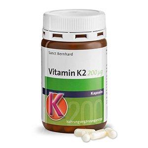 Vitamin-K2-200 µg-Kapseln 120 Kapseln