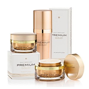Set Premium Gold ! 130 ml