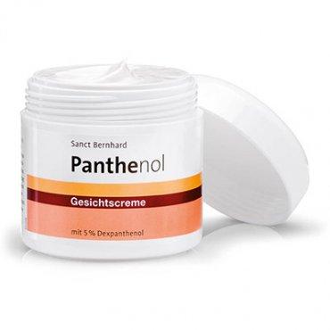 Panthenol-Gesichtscreme
