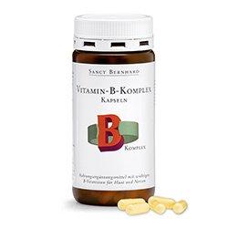 Capsule con il complesso della vitamina B 150 capsule