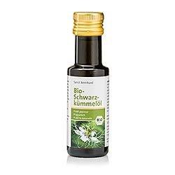 Organic Black Cumin Oil, 100 ml 100 ml