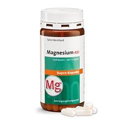 Magnesium 400 supra Capsules 120 item