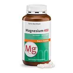 Gélules au magnésium 400 supra 300 gélules