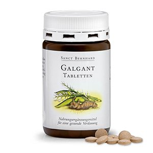 Galangal-Tablets 300 tablets
