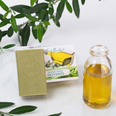Olivenöl-Seife 100 g