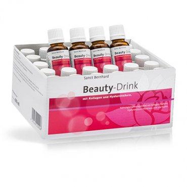 Beauty-Drink mit Kollagen und Hyaluronsäure 30 x 20 ml 600 ml