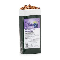 Infusion aux fruits Myrtille-Lavande 200 g