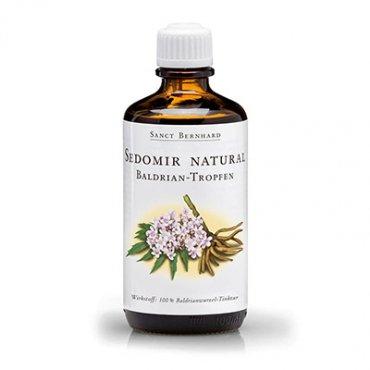 Sedomir natural Baldrian-Tropfen 100 ml