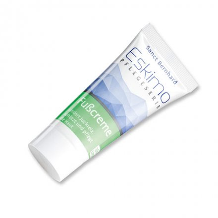 Eskimo-Fußcreme 15-ml-Tube 15 ml